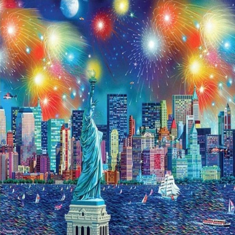 New Years In New Yor...