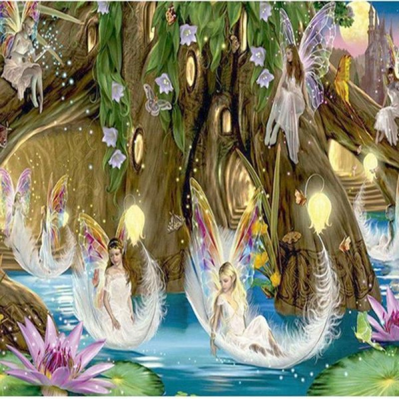 Fairy Feather Float