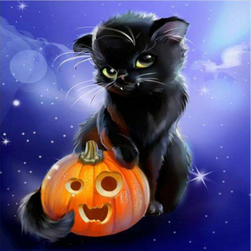 Trick or Treat Kitte...