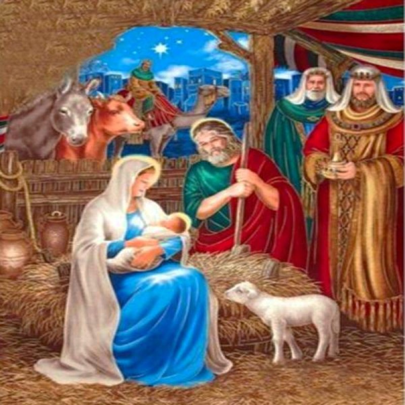 Manger Of Jesus