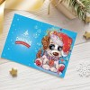 Christmas Greeting Cards 8 pcs ( Set 1)