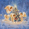 Lovely Christmas Angels