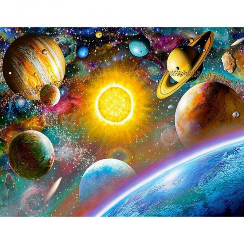 Colorful Space