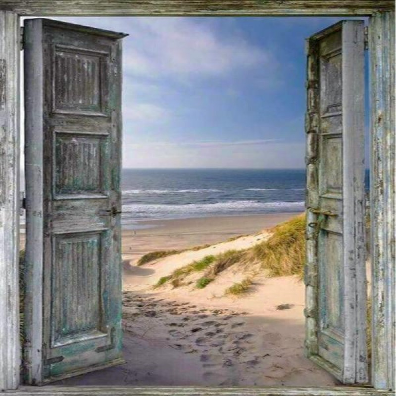 Door To Beach