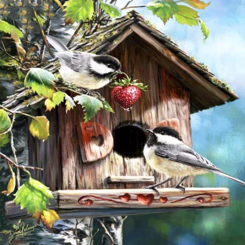 Nesting With Love