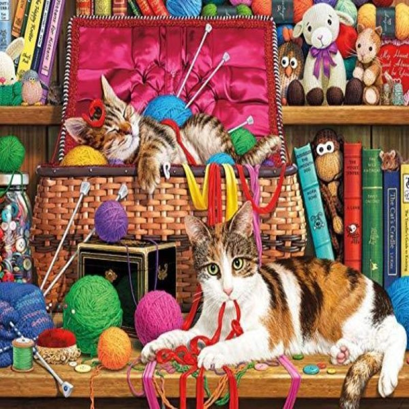 Handcrafter's Cats