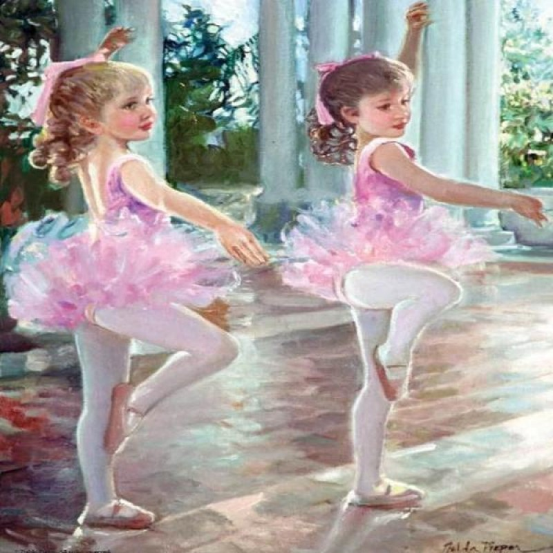 Little Ballerinas