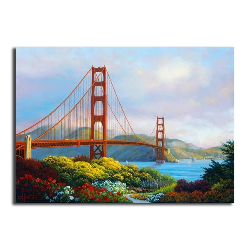 Golden Gate Summer