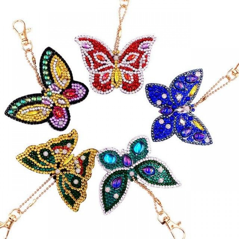 Butterfly Key Chains...