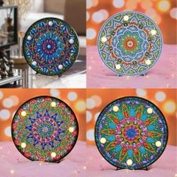 Mandala LED Lights